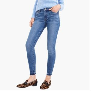"""NWT-8"""" TOOTHPICK JEANS"""